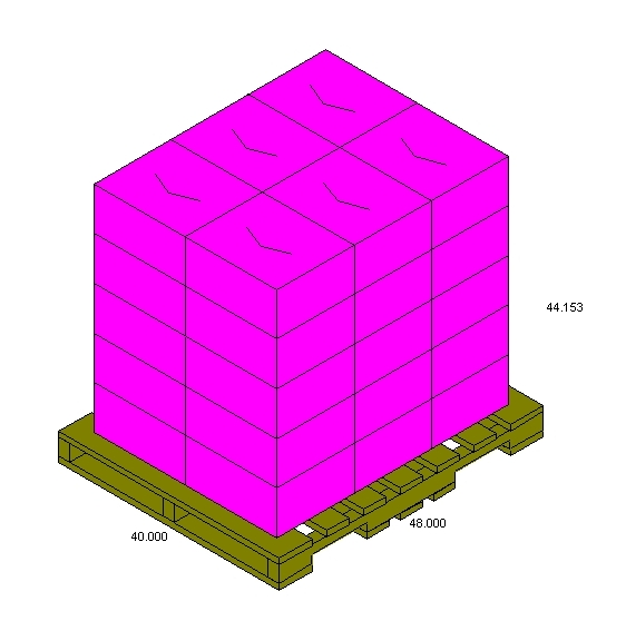 TOPS Pallet Pattern