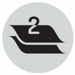 2-sided print icon