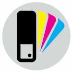 Color matching icon